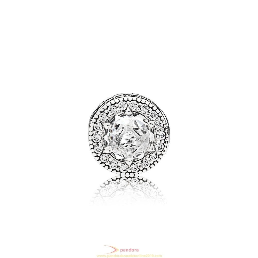 Find Pandora Jewelry Pandora Essence Patience Charm Clear Cz