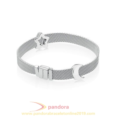 Find Pandora Jewelry Pandora Reflexions Star And Moon Gift Set