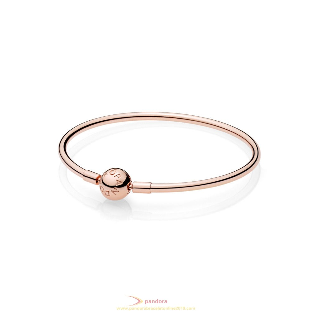 Find Pandora Jewelry Pandora Rose Moments Bangle