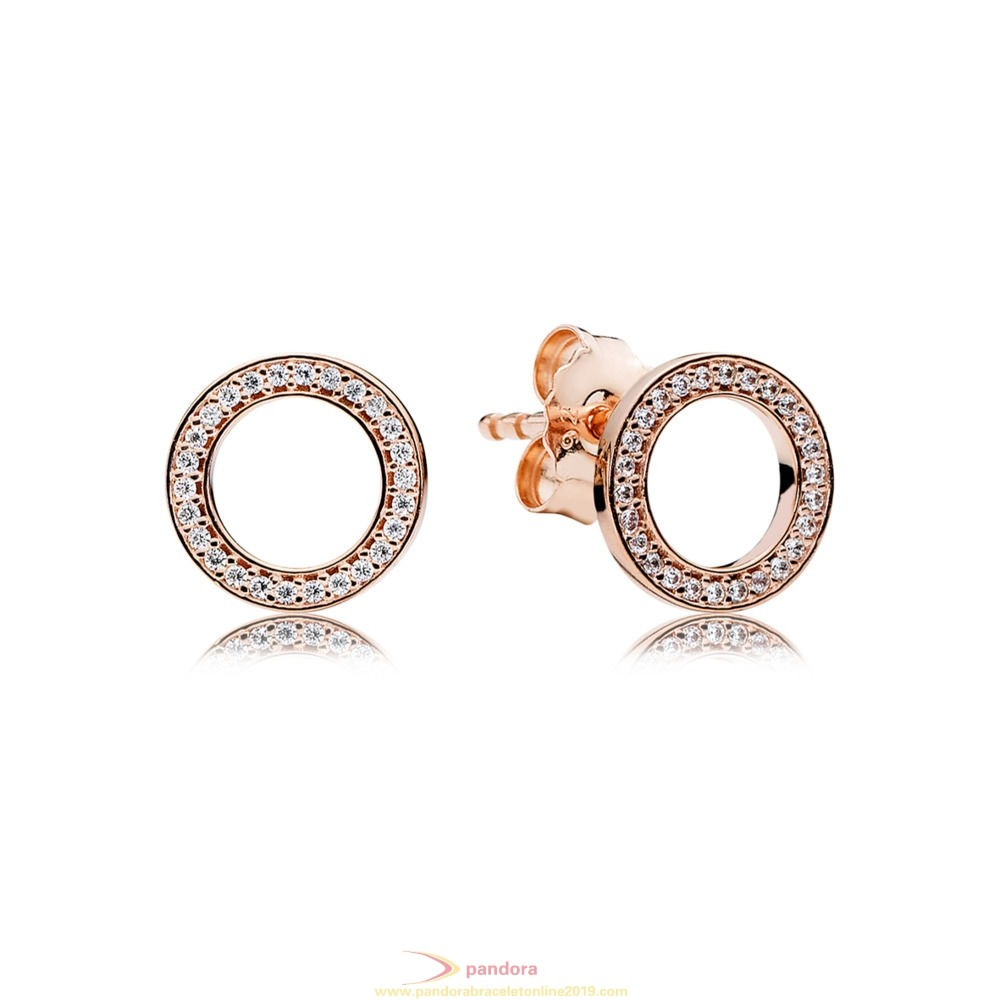 Find Pandora Jewelry Pandora Earrings Forever Pandora Stud Earrings Pandora Rose Clear Cz