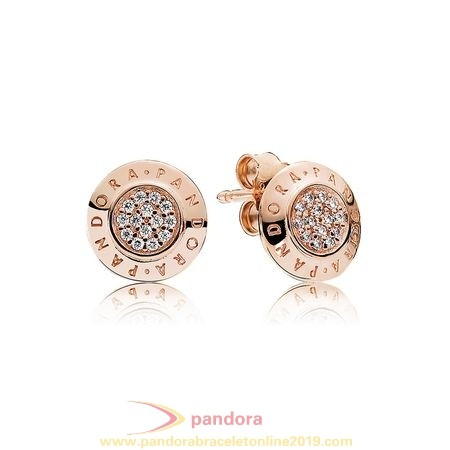 Find Pandora Jewelry Pandora Earrings Pandora Signature Stud Earrings Pandora Rose Clear Cz