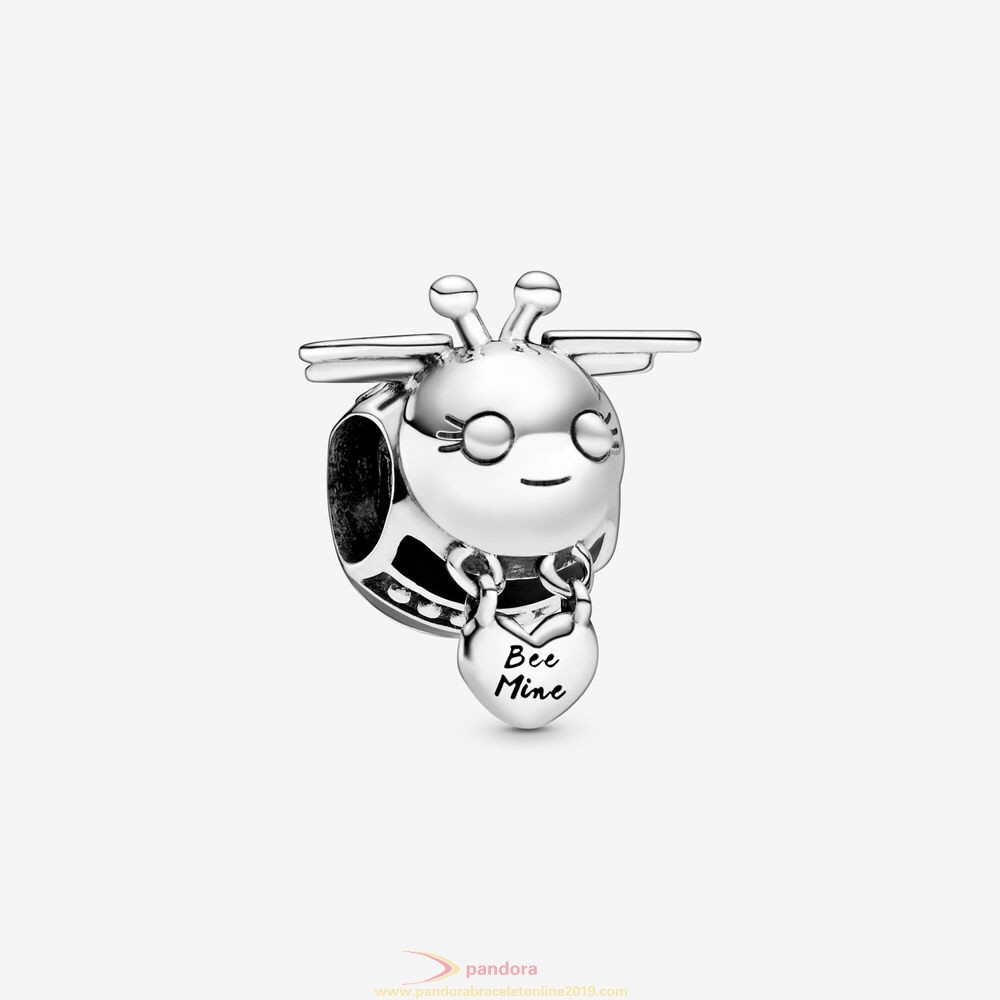 Find Pandora Jewelry Bee Mine Charm