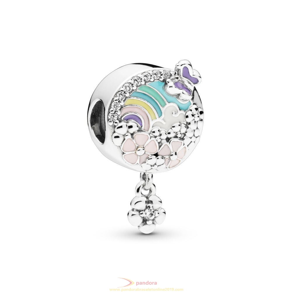 Find Pandora Jewelry Flower Colour Story Charm