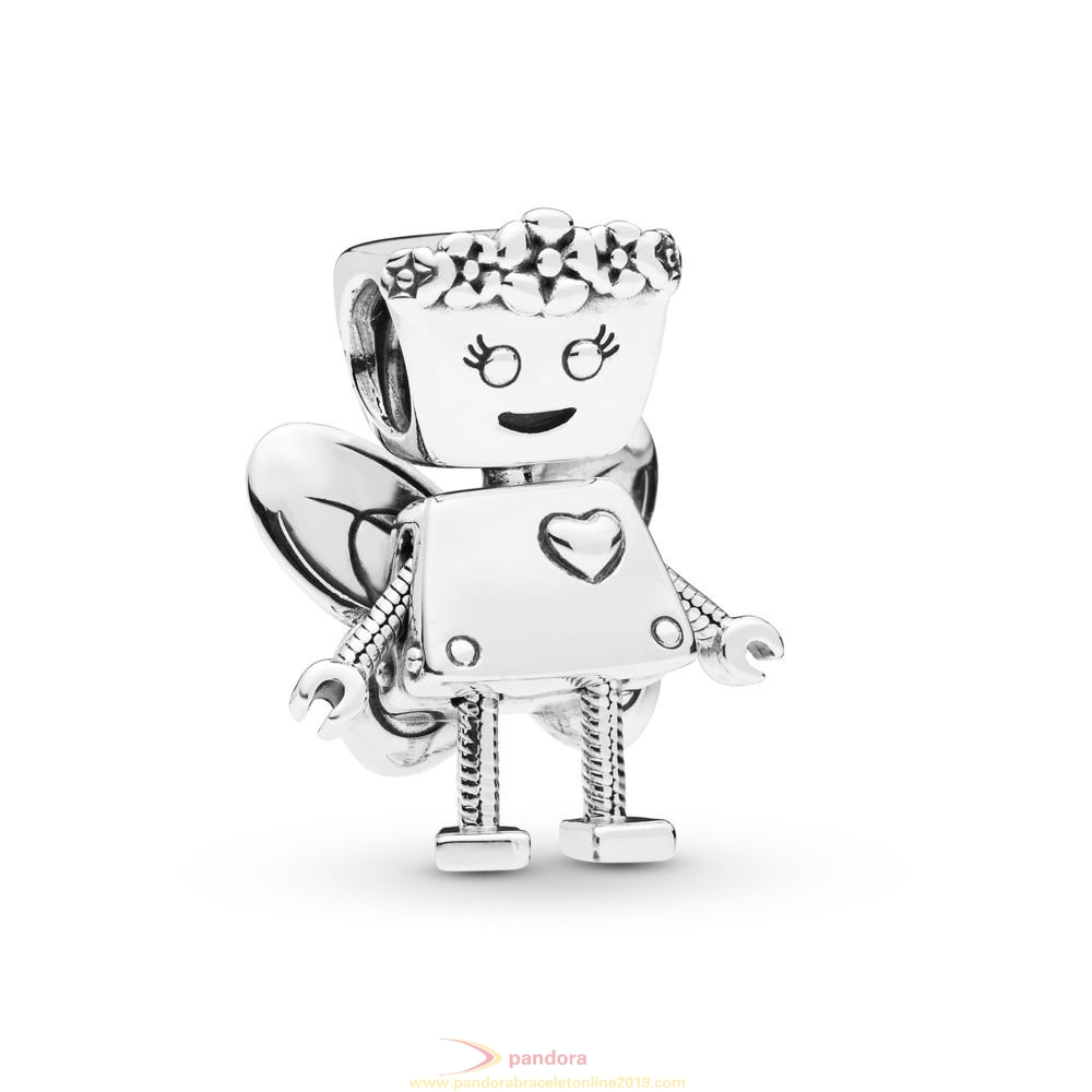 Find Pandora Jewelry Limited Edition Floral Bella Bot Charm