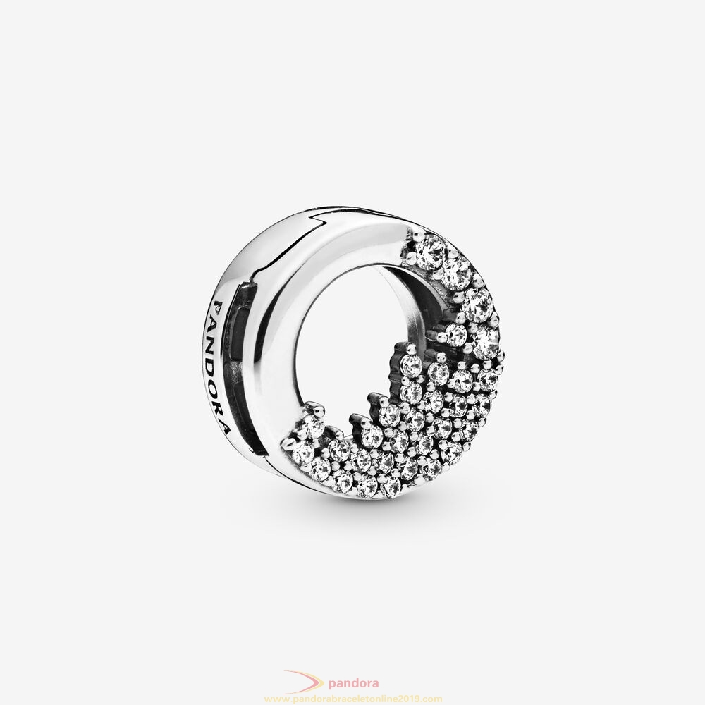 Find Pandora Jewelry Sparkling Icicles Clip Charm
