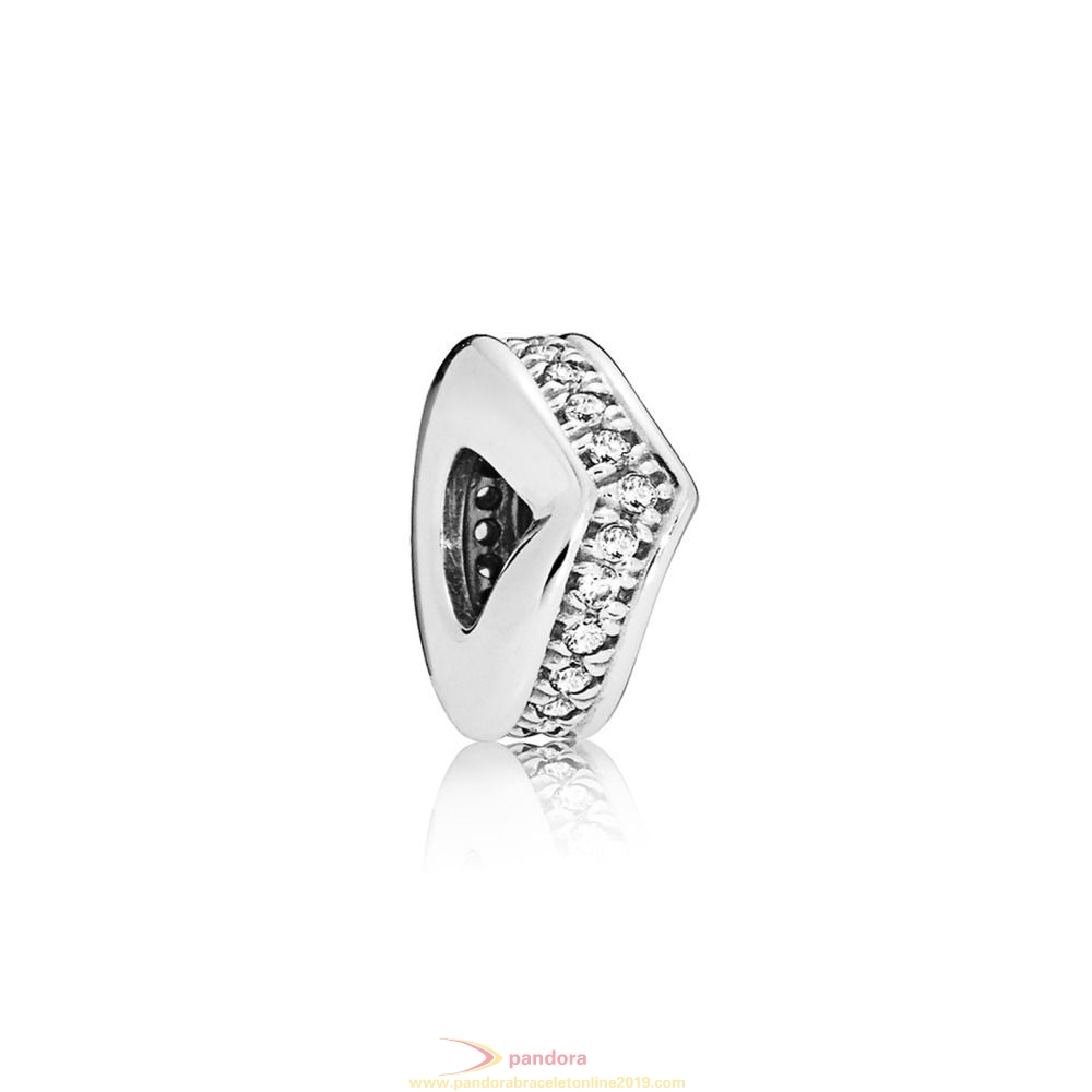 Find Pandora Jewelry Shimmering Wish Spacer Charm