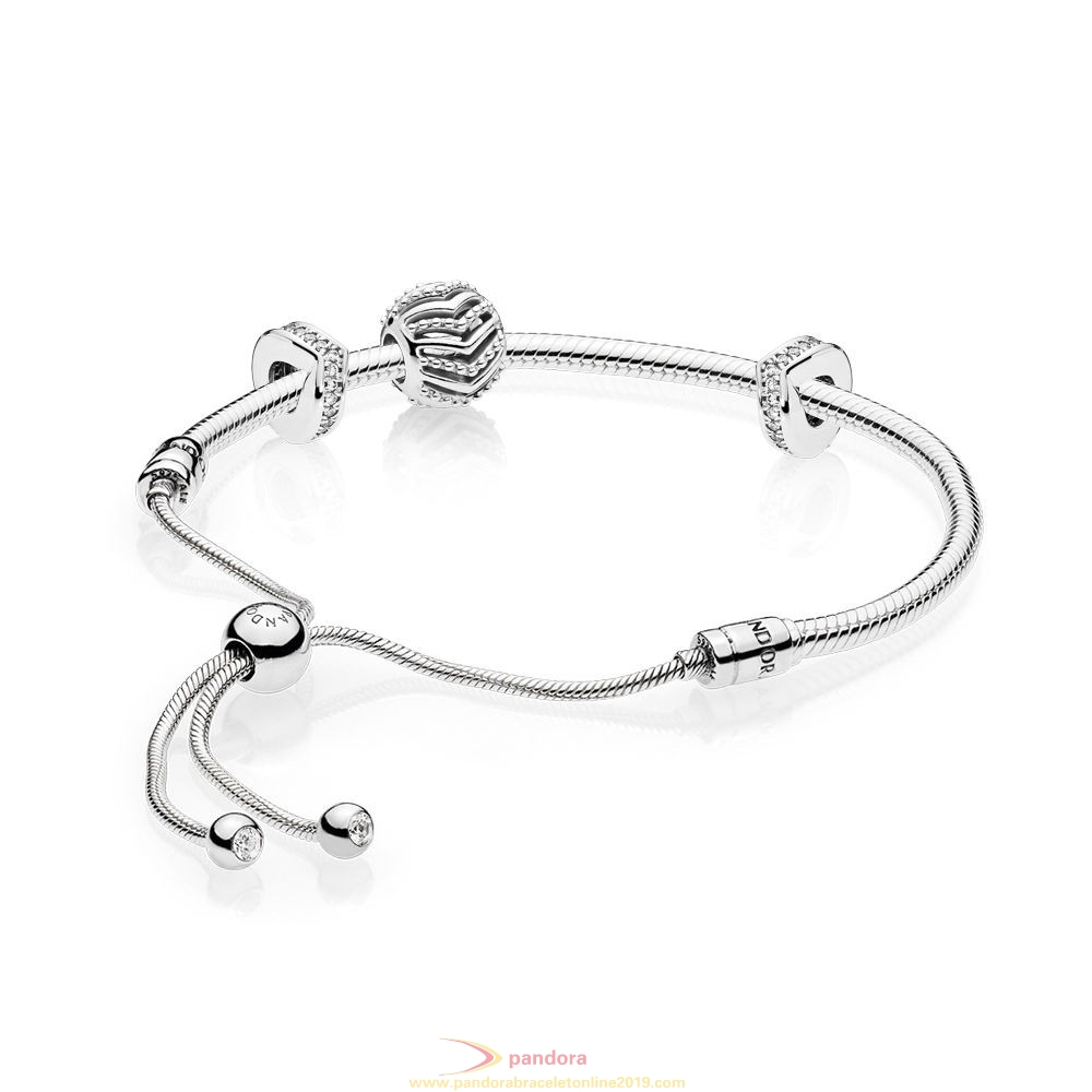 Find Pandora Jewelry Stylish Wish Bracelet Set