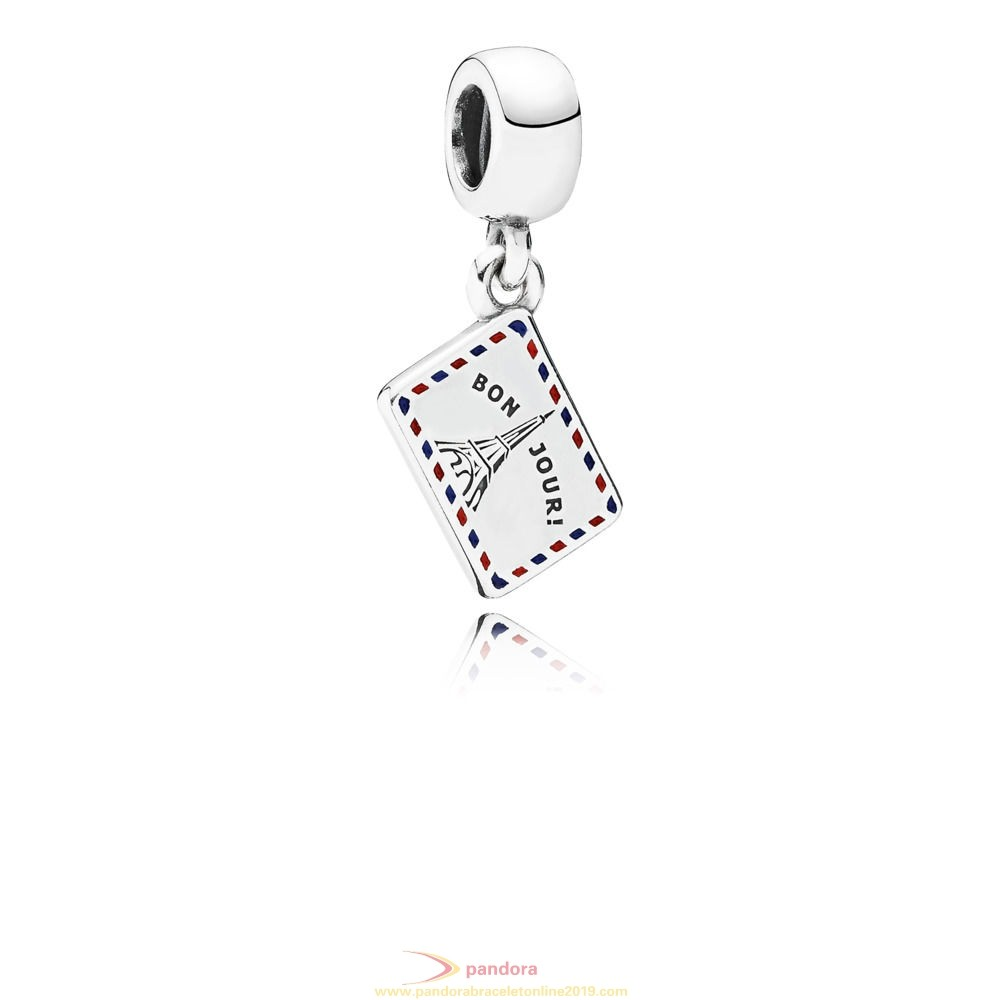 Find Pandora Jewelry Holiday Greetings Pendant Charm