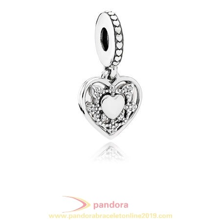 Find Pandora Jewelry Pandora Pendant Charms My Wife Always Pendant Charm Clear Cz