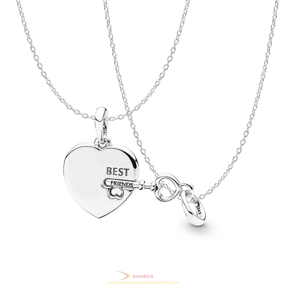 Find Pandora Jewelry Best Friends Forever Necklace Gift Set