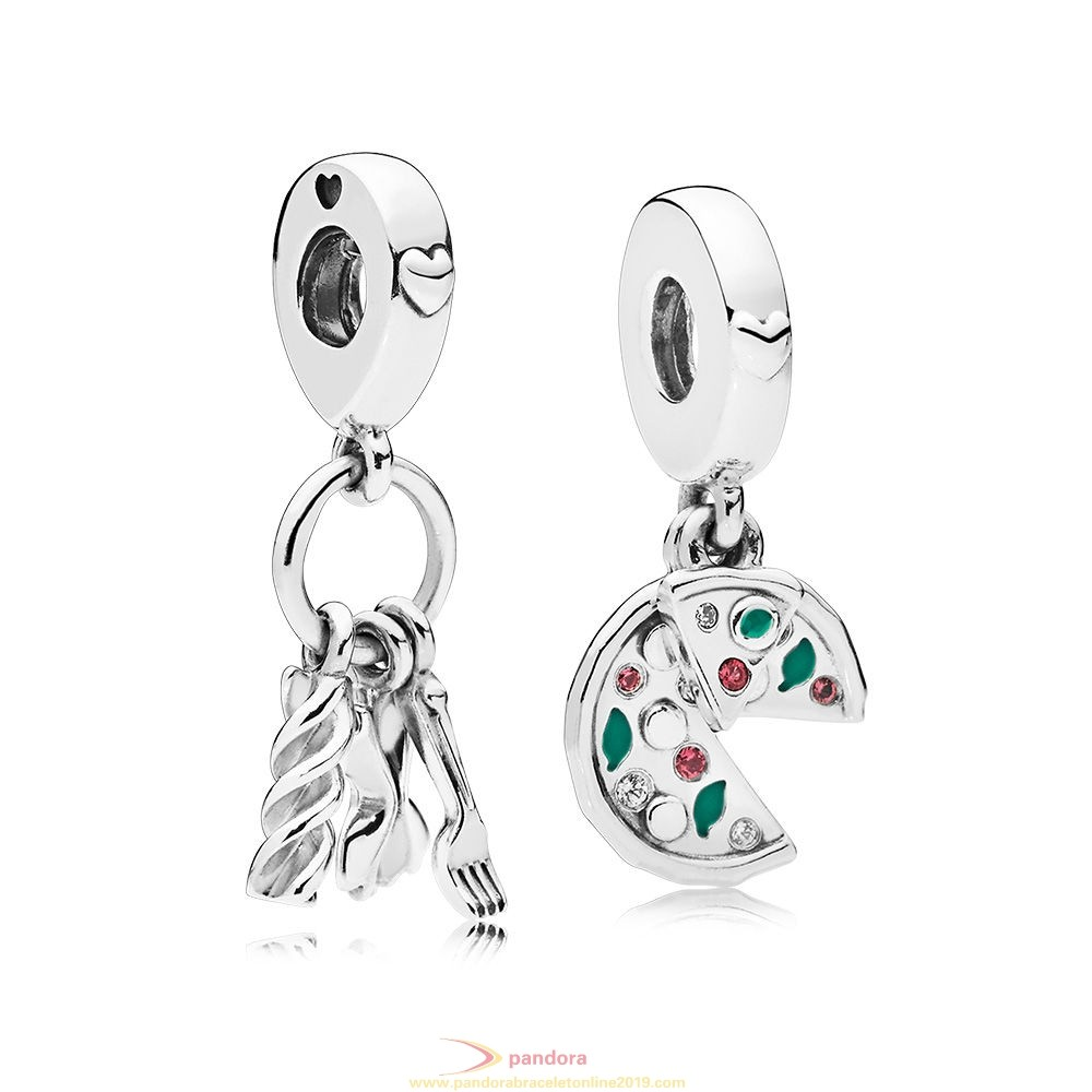 Find Pandora Jewelry Passion For Italian Food Charm Pack