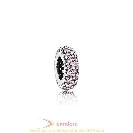 Find Pandora Jewelry Pandora Spacers Charms Inspiration Within Spacer Pink Cz