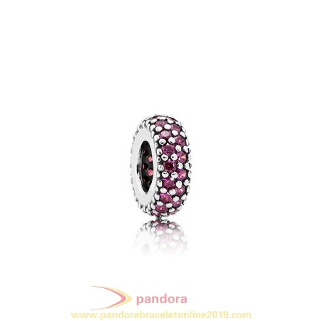 Find Pandora Jewelry Pandora Spacers Charms Inspiration Within Spacer Red Cz