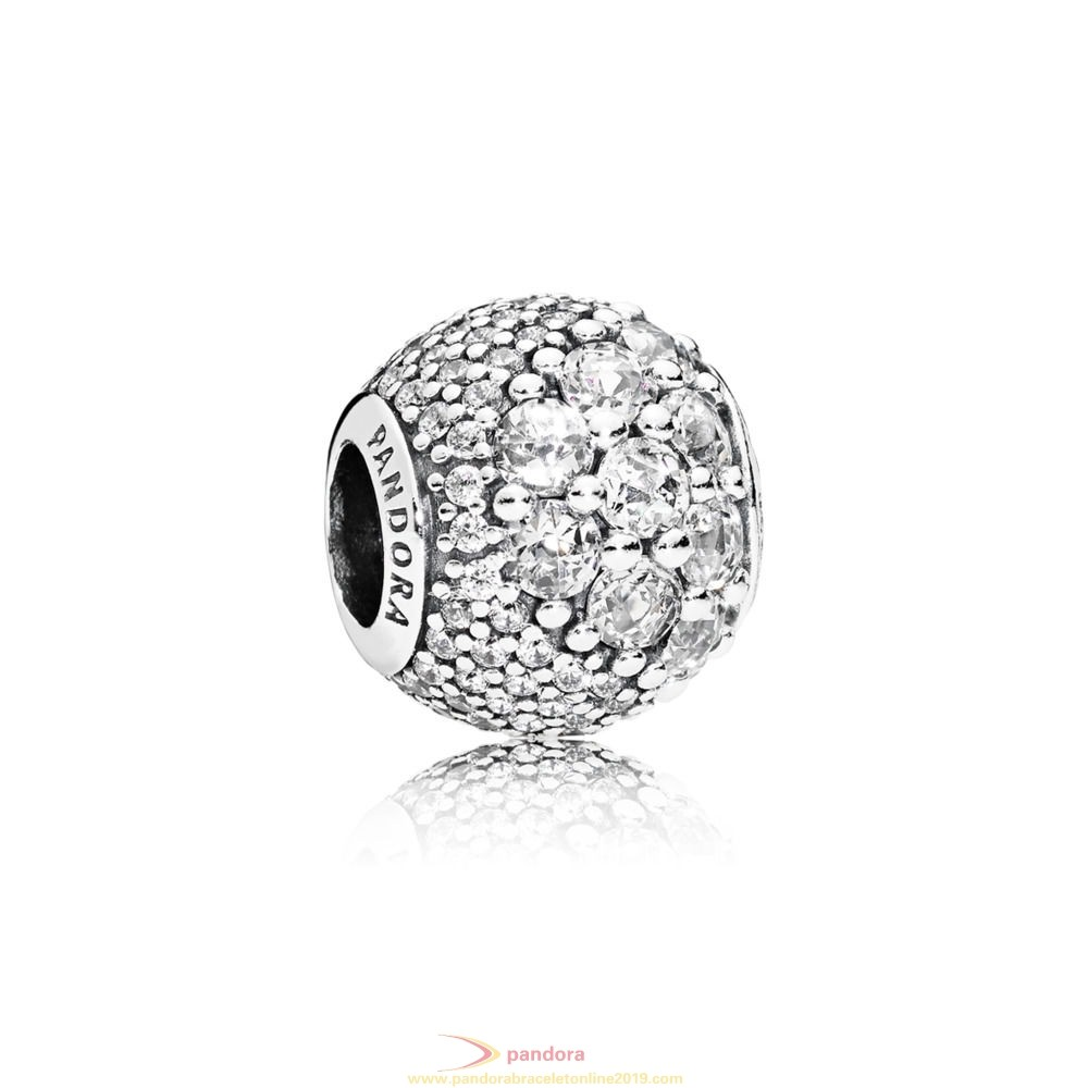 Find Pandora Jewelry Enchanted Pavé Charm