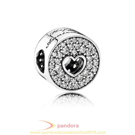 Find Pandora Jewelry Pandora Sparkling Paves Charms Anniversary Celebration Clear Cz
