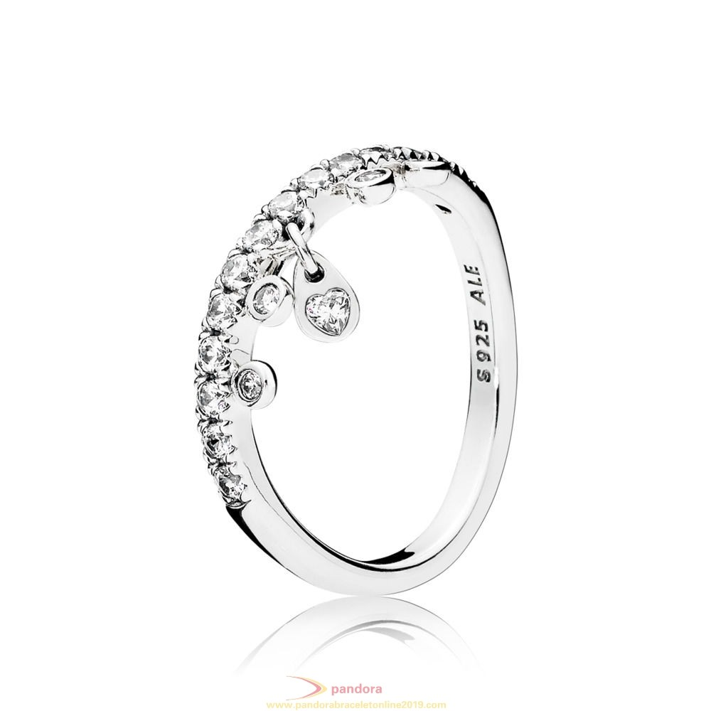 Find Pandora Jewelry Chandelier Droplets Ring