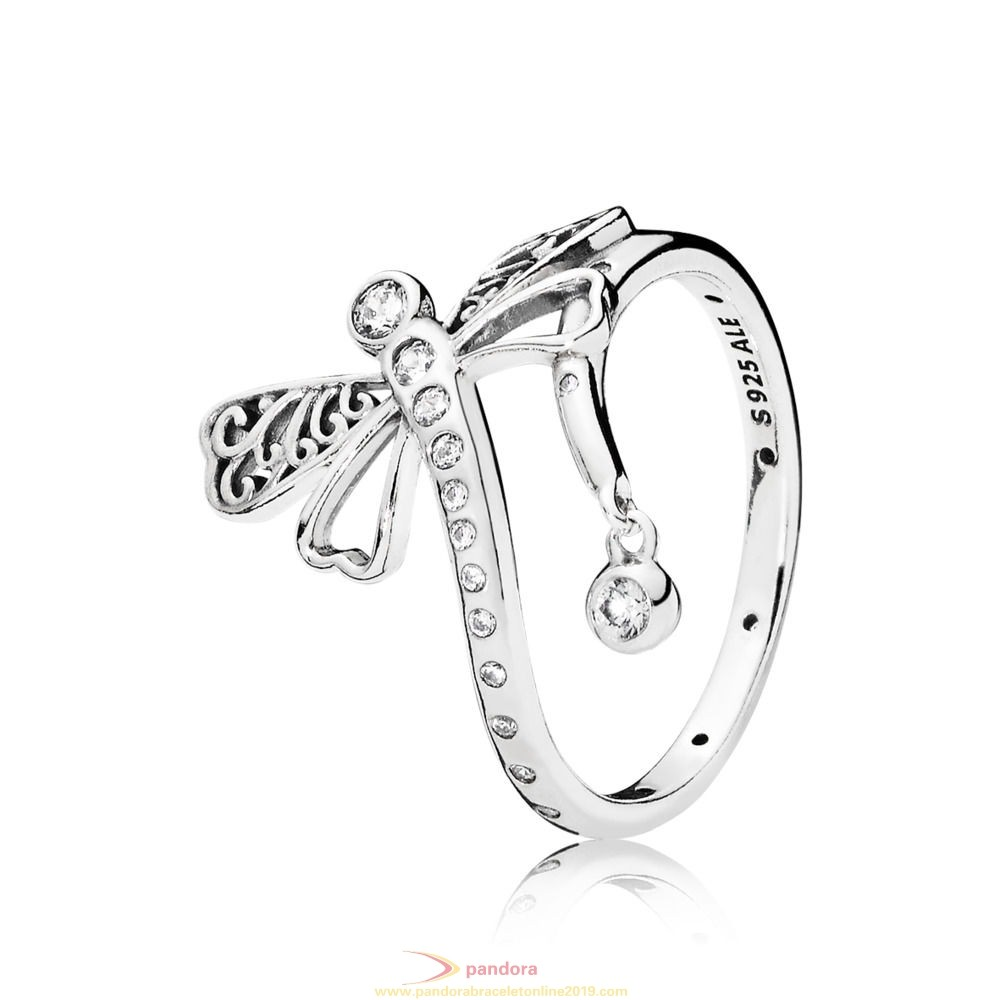 Find Pandora Jewelry Dreamy Dragonfly Ring