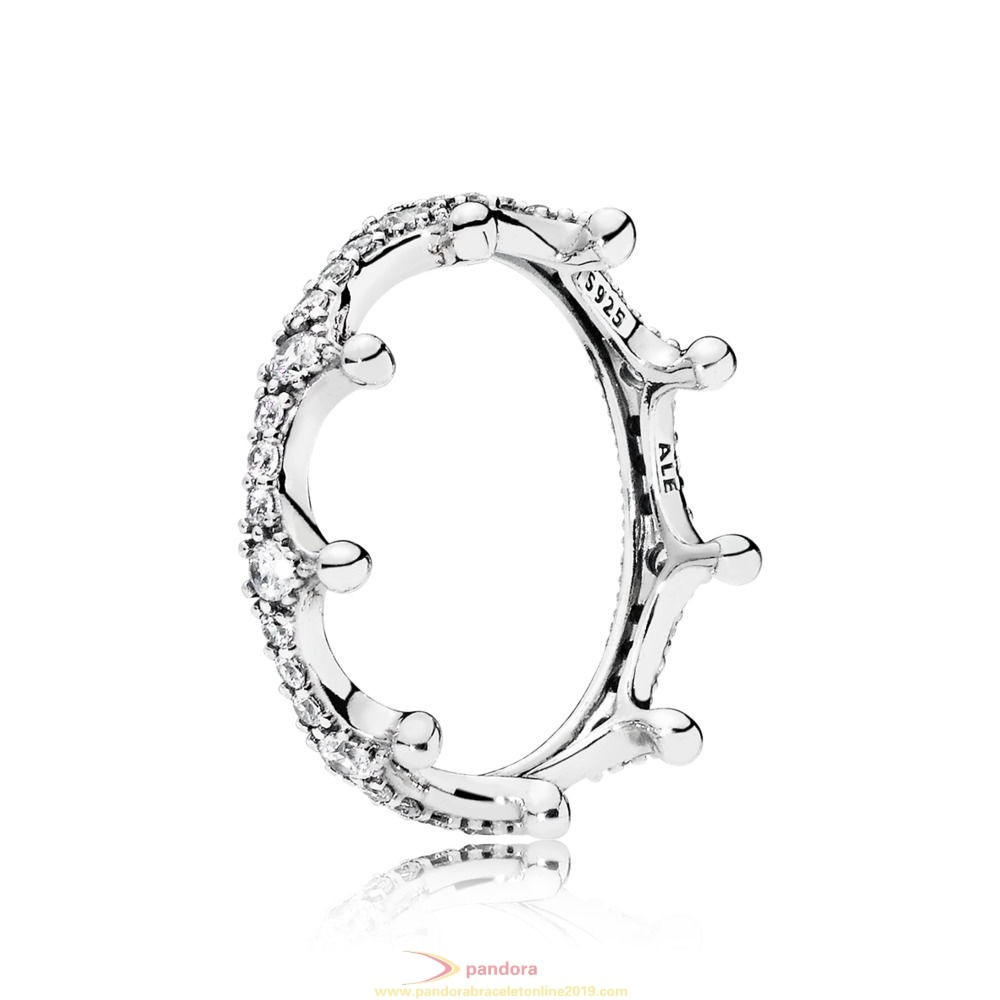 Find Pandora Jewelry Enchanted Crown Ring