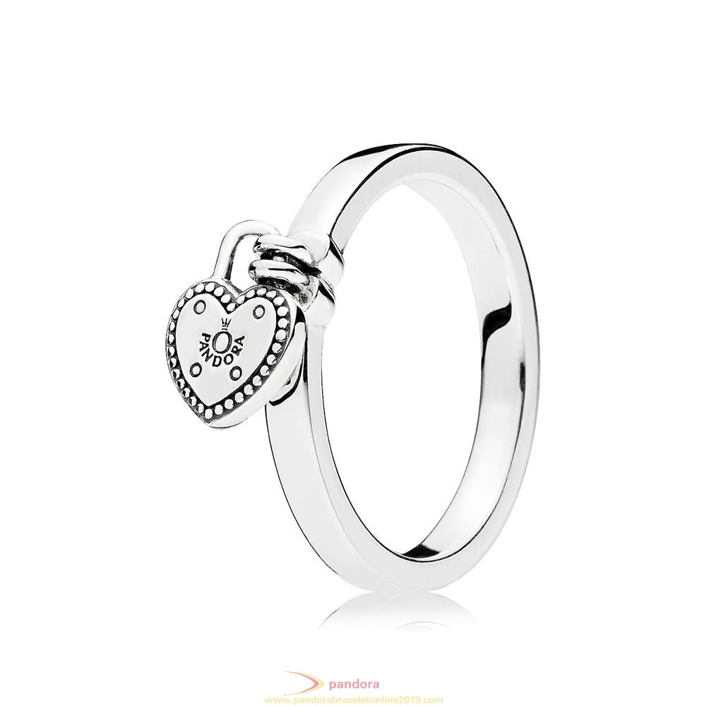 Find Pandora Jewelry Love Ring Lock