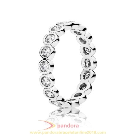 Find Pandora Jewelry Pandora Rings Alluring Brilliant Stackable Ring Clear Cz