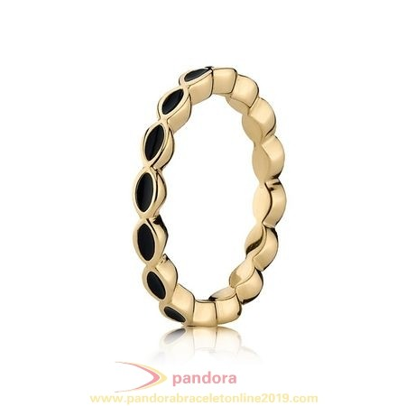 Find Pandora Jewelry Pandora Rings Royal Victorian Ring Black 14K Gold