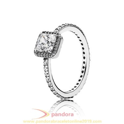 Find Pandora Jewelry Pandora Rings Timeless Elegance Ring Clear Cz