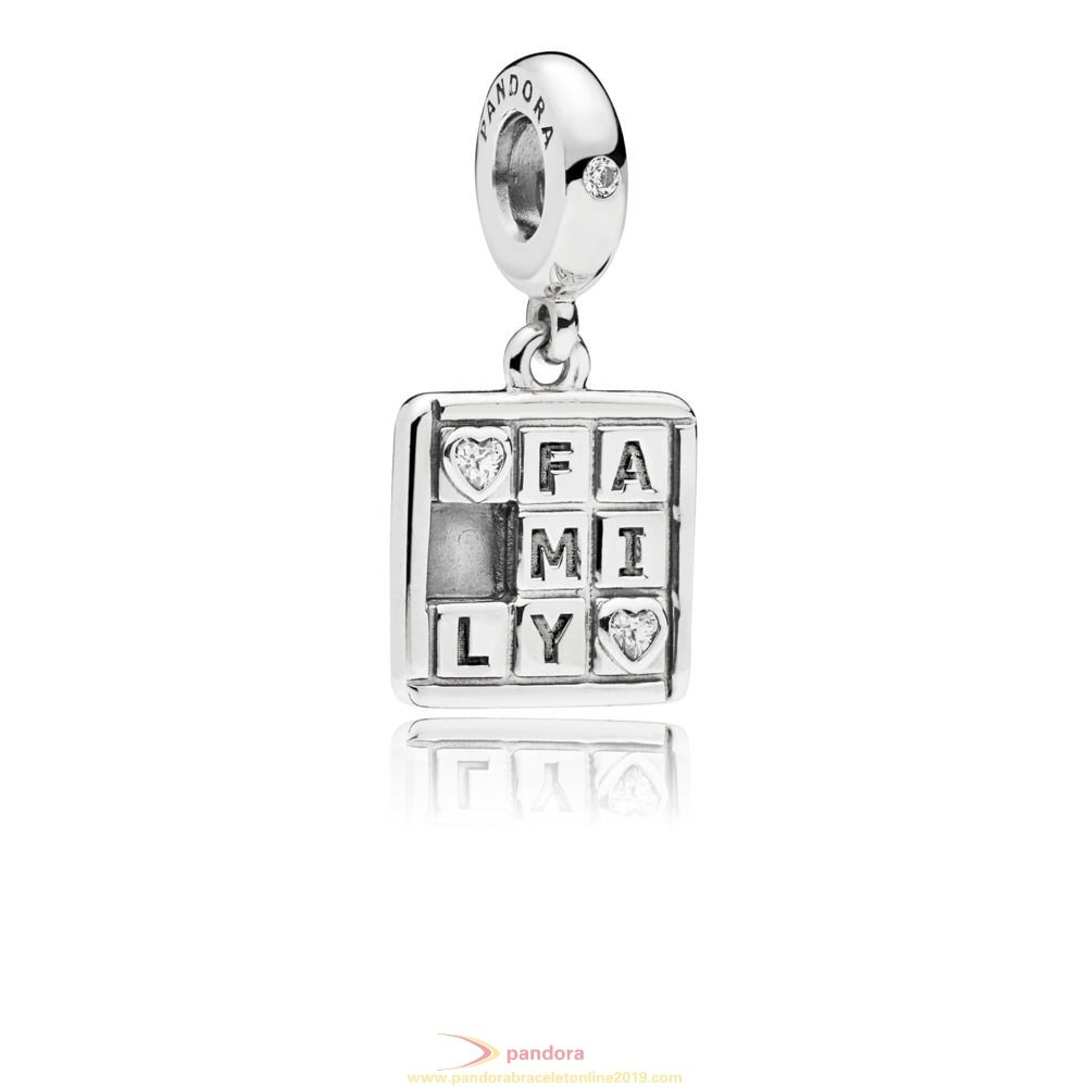 Find Pandora Jewelry Family Game Hanging Charm