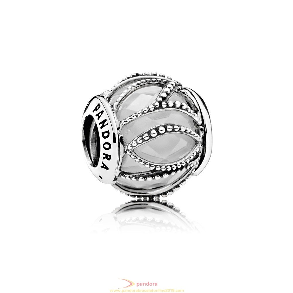 Find Pandora Jewelry Pandora Touch Of Color Charms Intertwining Radiance Clear Cz