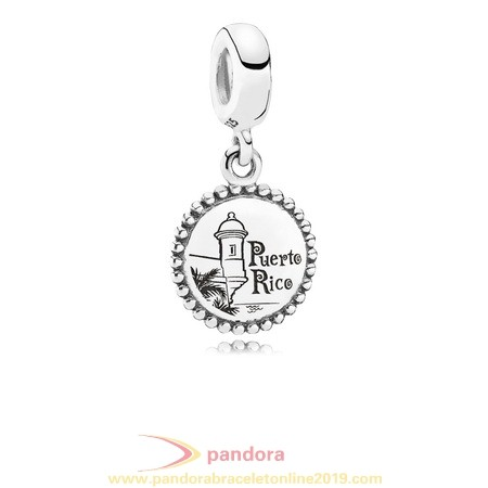 Find Pandora Jewelry Pandora Vacation Travel Charms Puerto Rico