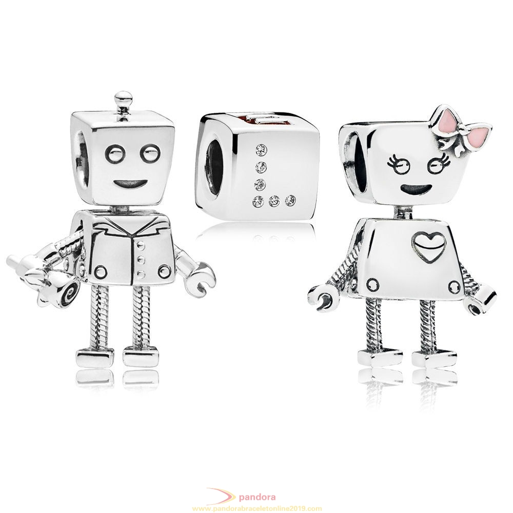 Find Pandora Jewelry Bella And Rob Forever Charm Pack