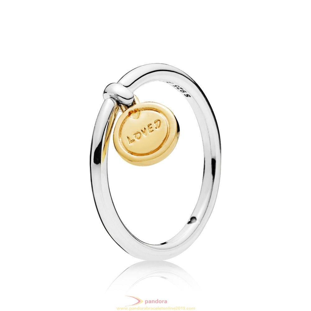 Find Pandora Jewelry Pandora Shine Medallion Of Love Ring