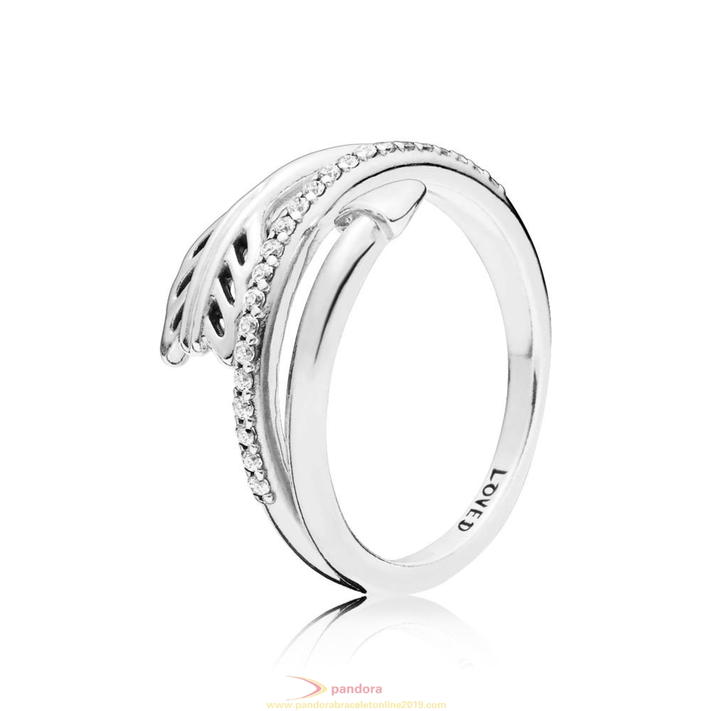 Find Pandora Jewelry Sparkling Arrow Ring