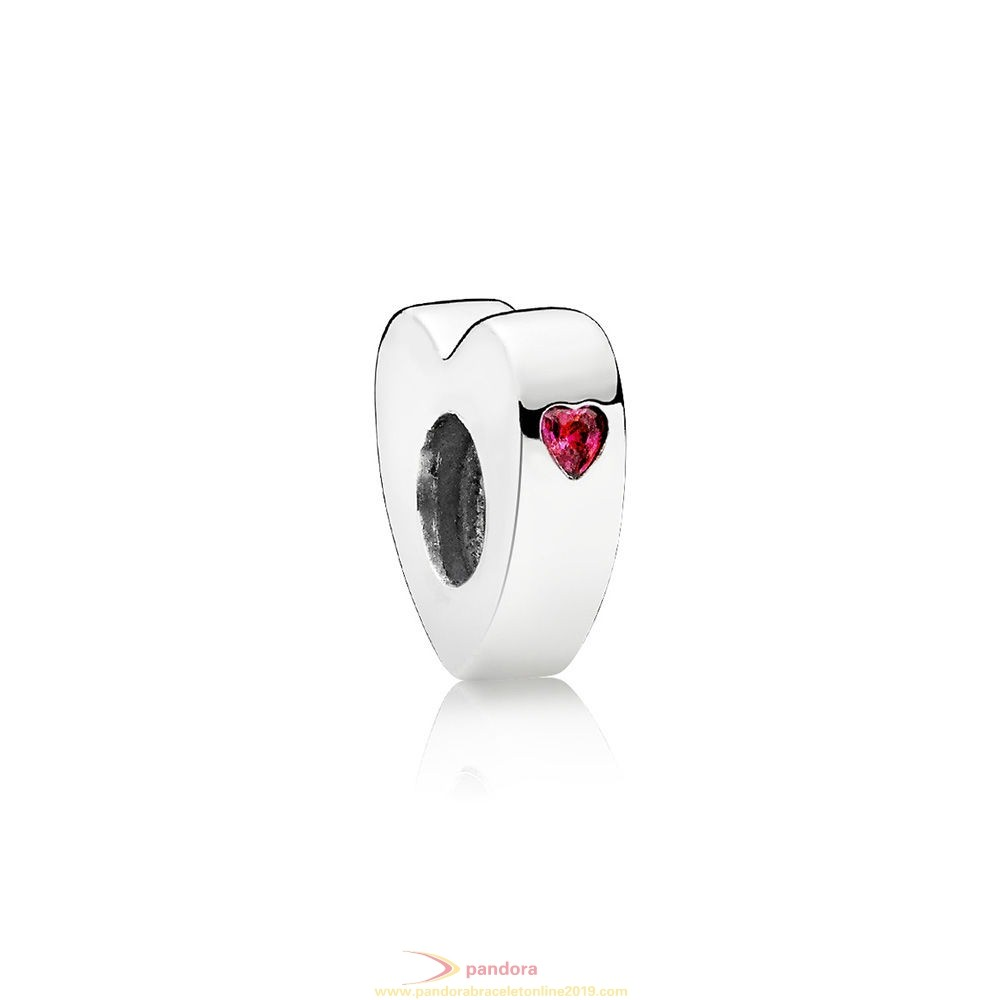 Find Pandora Jewelry Two Hearts Spacer Clear Cz