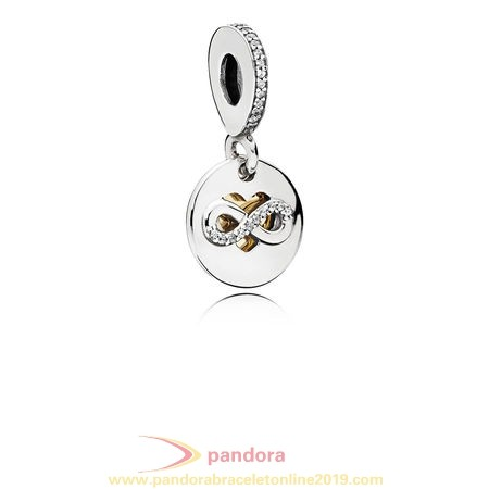 Find Pandora Jewelry Pandora Wedding Anniversary Charms Heart Of Infinity Pendant Charm Clear Cz