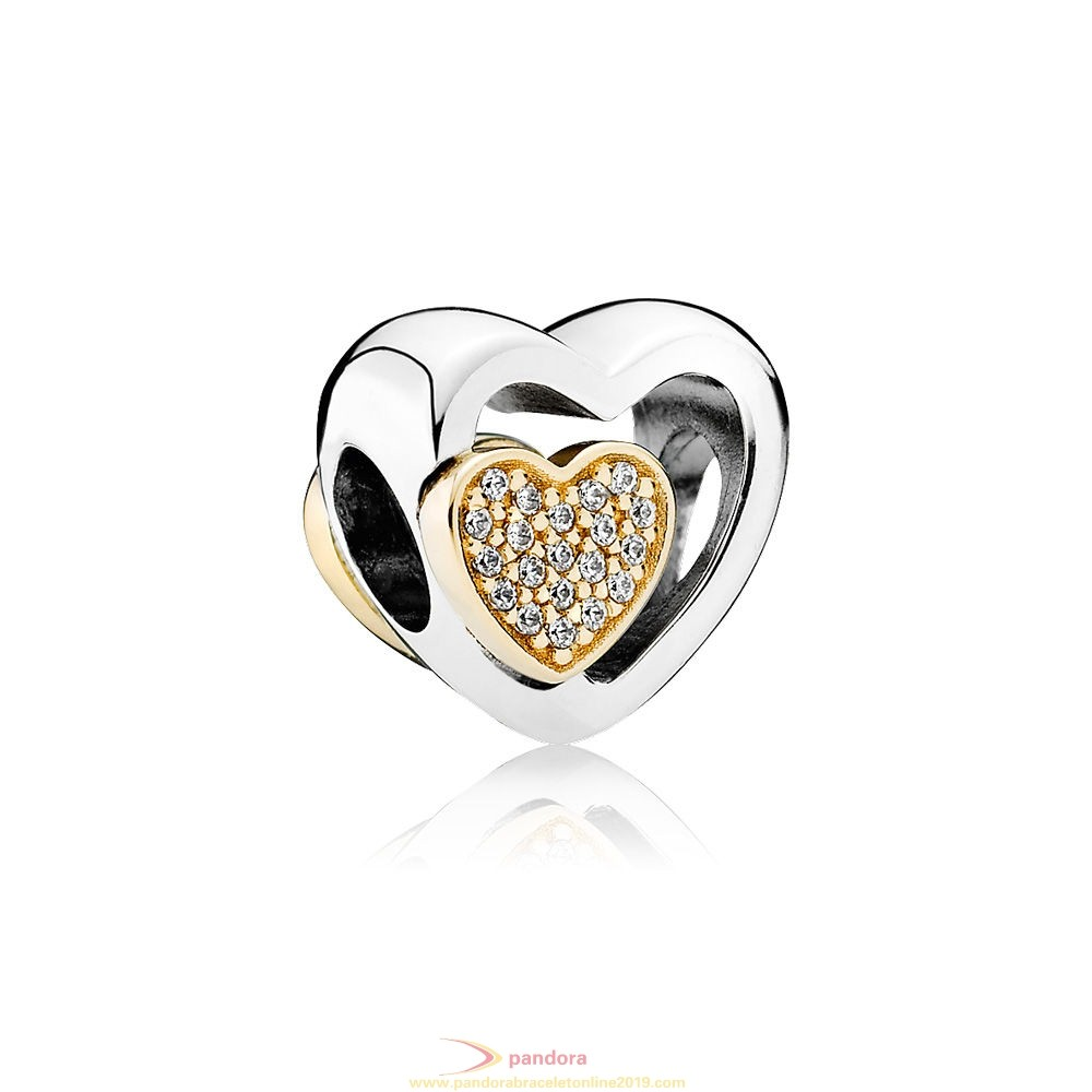 Find Pandora Jewelry Pandora Wedding Anniversary Charms Joined Together Charm Clear Cz