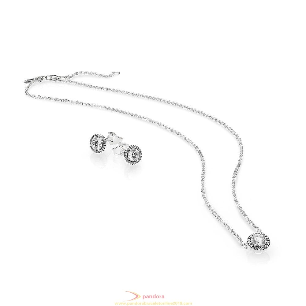Find Pandora Jewelry Pandora Winter Collection Classic Elegance Jewelry Gift Set