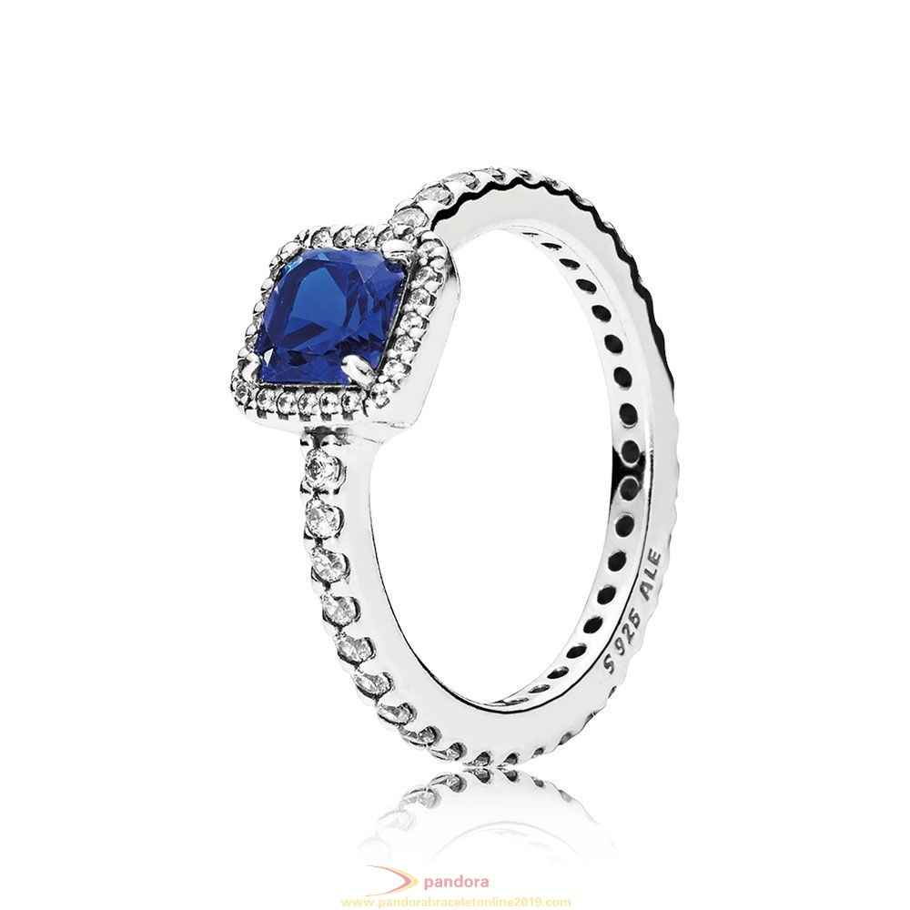 Find Pandora Jewelry Pandora Winter Collection Timeless Elegance True Blue Crystal Clear Cz